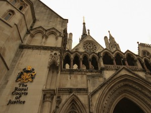 Royal Courts of Justice - Copyright Gary Brigden (21) 300x225