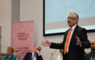 Lord Patel of Bradford, chair of Social Work England