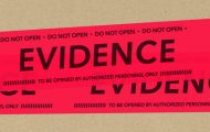 evidence tape