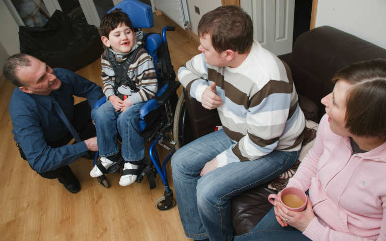 Description_of_image_used_in_disability_legislation_disabled_child_at_home_JohnBirdsall_REX_Shutterstock
