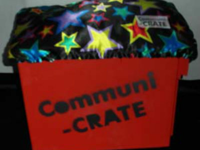 Communi-crates