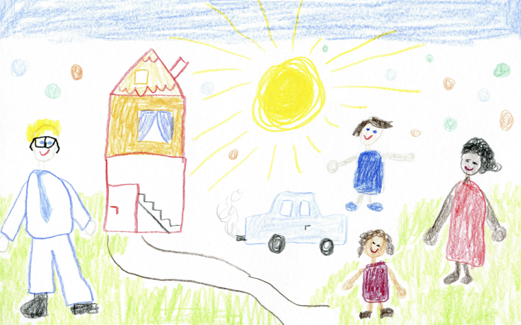 Description_of_image_used_in_fostering_outside_resources_childs_drawing_of_family
