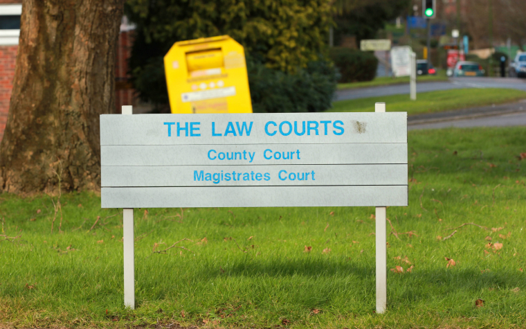 description_of_image_used_in_supporting_parents_with_learning_disabilities_re_d_a_child_no3_2016_court_sign_gary_brigden