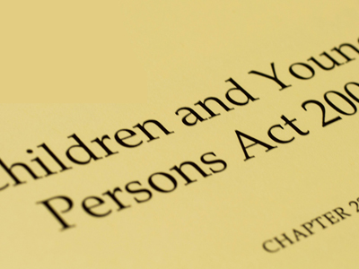 Description of image of Children and Young Persons Act, used in articles related to the act
