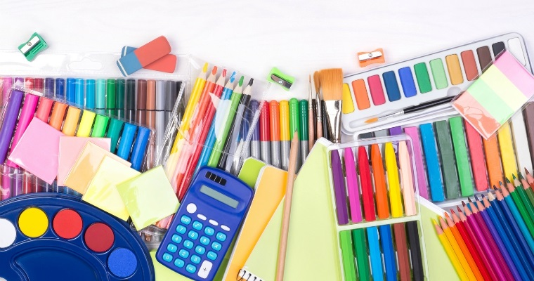 description_of_image_used_directory_of_tools_colourful_stationery_photka_fotolia