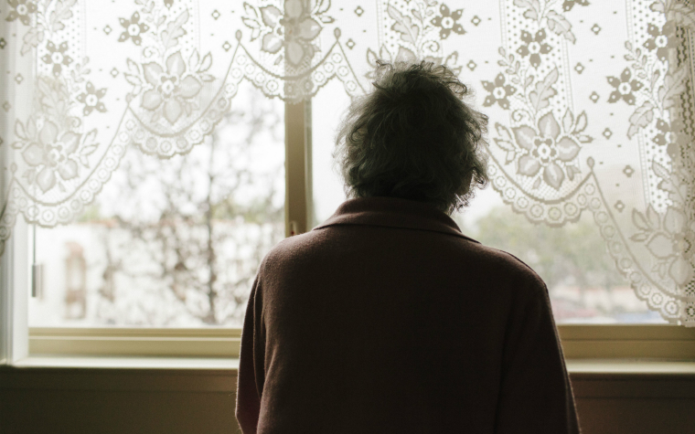 description_of_image_used_in_safeguarding_case_law_older_woman_looking_out_of_window_blendimages_rex_shutterstock
