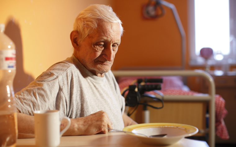 description_of_image_used_in_best_interests_wye_valley_case_law_older_man_alone_in_nursing_home_jirihubatka_imagebroker_rex_shutterstock