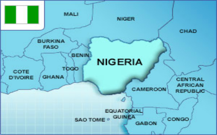 description_of_image_used_in_nigeria_country_guide_map_of_nigeria