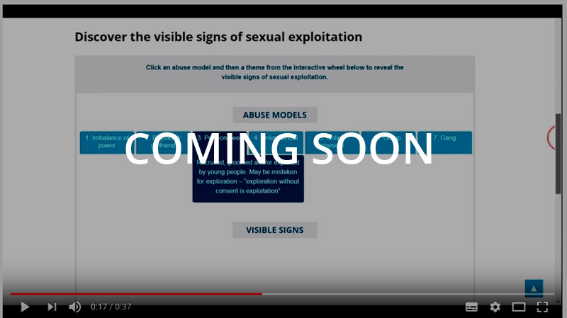image to illustrate the coming soon video
