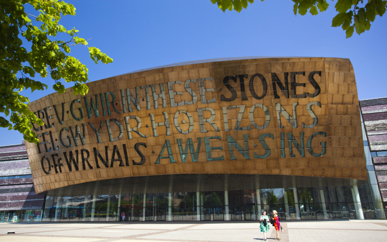 description_of_image_used_in_welsh_language_social_work_practice_guidance_cardiff_millennium_centre_billystock_robertharding_rex_shutterstock