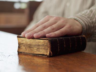 court bible oath