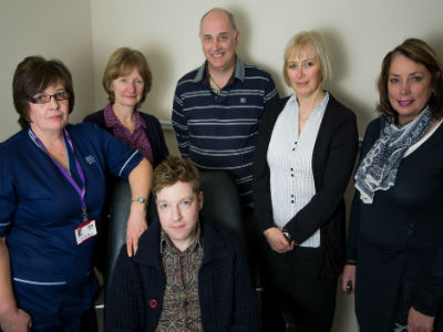 The integrated health and social care team in Lochaber in the Highlands