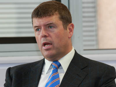 Paul Burstow (Photo credit: Gary Brigden)