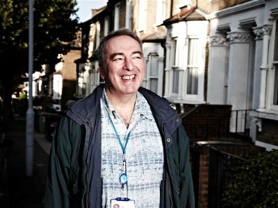Channel 4 series featuring mental health social worker wins