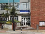 Isle of Wight Council office