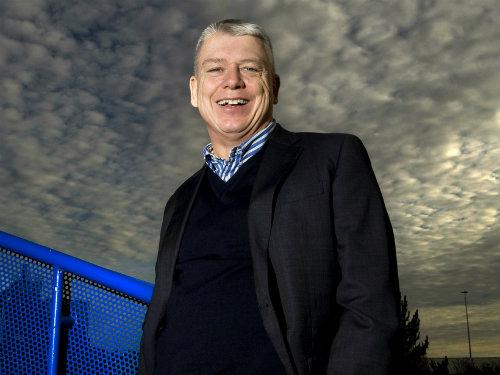 Joe Warner, managing director, Focus