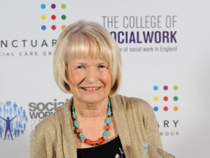 Patricia Fifield, Adult and Overall Social Worker of the Year 2013