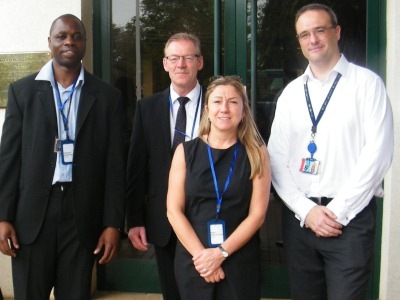 CTAC team in Nigeria