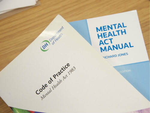 Submit Your Questions For Dh About The Revised Mental Health Act