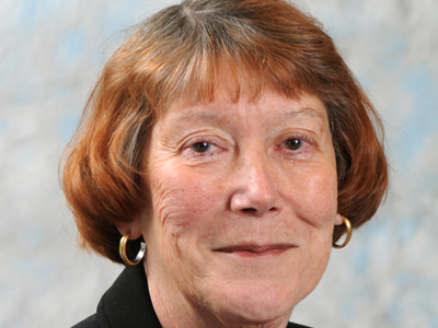 Councillor Sue Whitaker, Norfolk County Council's cabinet member for adult social services