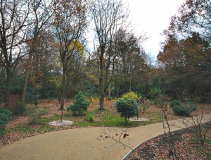 Princess Alice Hospice grounds