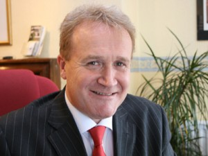 Mike Padgham, chair of the UKHCA