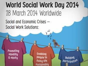 World Social Work Day 2014