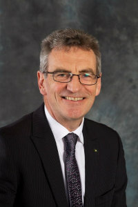David Pearson ADASS president 2014/15, Nottinghamshire director adult social care, health & public protection