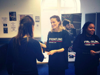 frontline campus tours