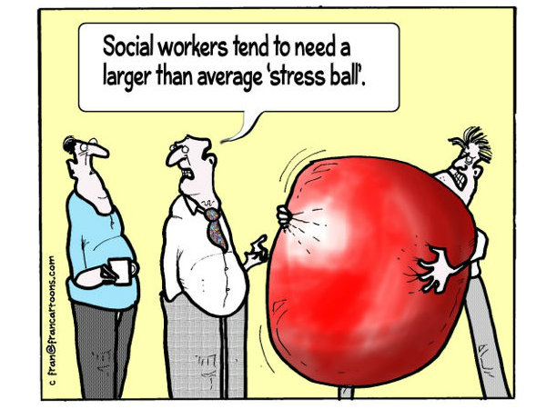 Image result for social care cartoon
