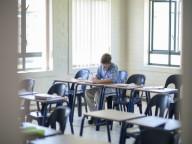 school pupil classroom