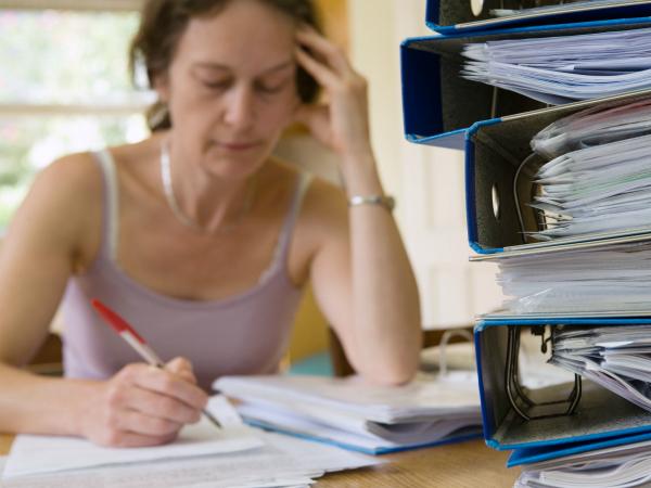 Social worker workload