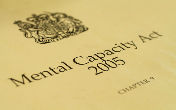 Mental Capacity Act
