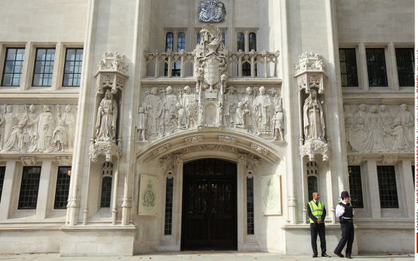 The Supreme Court of the UK