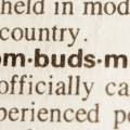 Image of dictionary definition of the word 'ombudsman'