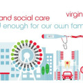 image of Virgin Care company logo, used in article Landmark deal for private firm to run social work service approved