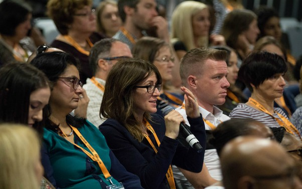 Description_of_image_used_in_dont_miss_out_on_free_essential_learning_at_Community_Care_Live_Manchester_picture_of_live_delegates_Gary_Brigden