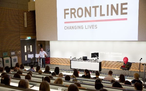 Frontline drops compulsory master's from fast-track social