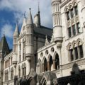 Image of the Royal Courts of Justice