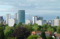 Image of Birmingham skyline