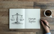 Human rights card