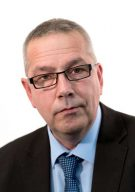 Image of Stuart Ashley, assistant director for children and families at Hampshire council