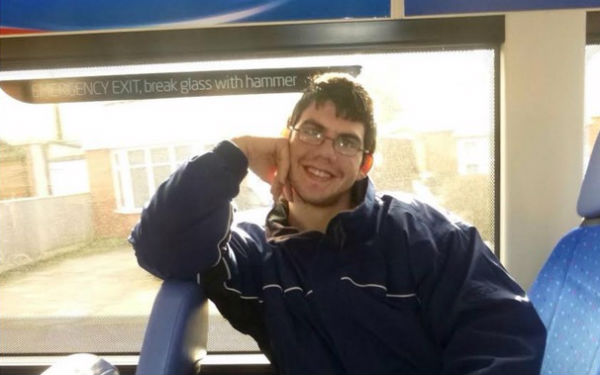 Image of Phillip Nicholson, a young man with learning disabilities who was murdered in 2014