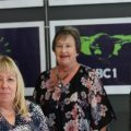 Staff from Somerset Council who took part in BBC Panorama's Crisis in Care series