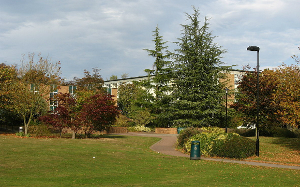 Image of Warwick University's Westwood campus where its social work programmes are based (By Rwendland - Own work, CC BY-SA 3.0, https://commons.wikimedia.org/w/index.php?curid=16935387)