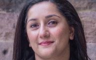 Image of social worker Tayyebah Jiva, who has been awarded an MBE