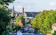 Cityscape image of Northampton, home of Northamptonshire council (credit: Jevanto Productions / Adobe Stock)
