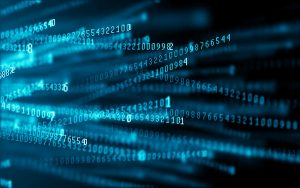 Image of stream of data (Credit: Dmitry / Adobe Stock)