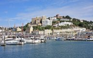 Seafront image of Torquay, home of Torbay council (credit: Jenny Thompson / Adobe Stock)