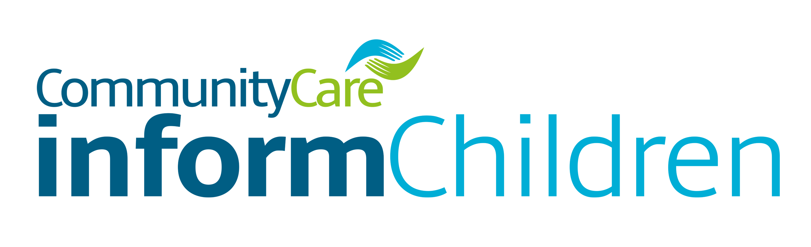community care inform children logo